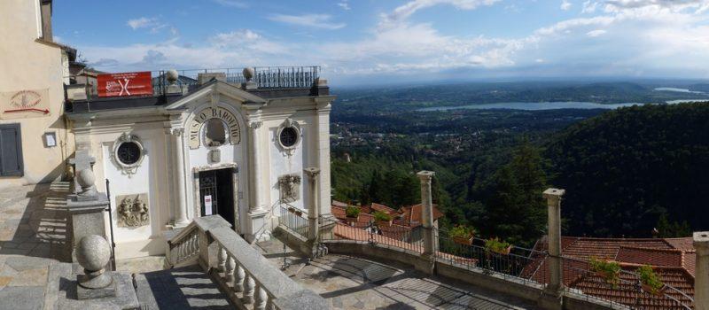 Sacro Monte panoramica