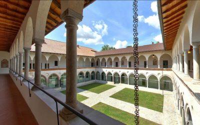 Monastero Cairate chiostro interno