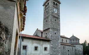 Torre Campanaria Arsago Seprio - © Marco Tessaro